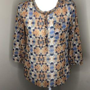 Nine West Vintage America blouse